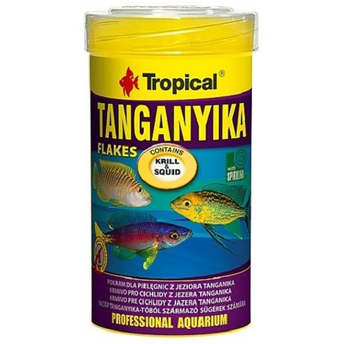 Tropical Tanganyika flakes 250ml