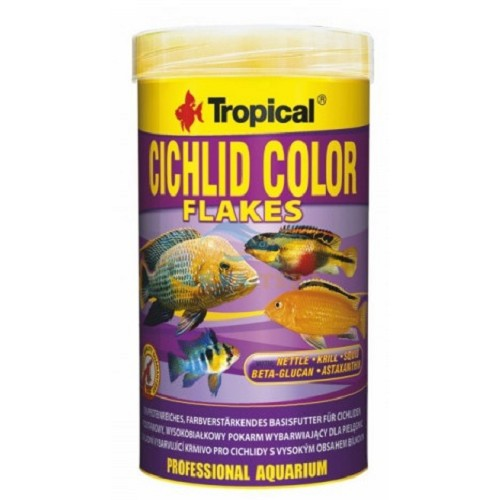 Tropical Cichlid Color 250ml