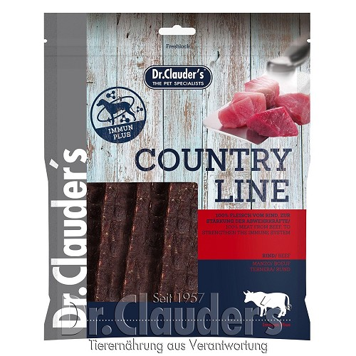 Dr.Cl.Dog 170g Country Line Rind
