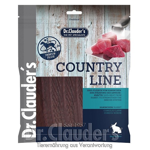 Dr.Cl.Dog 170g Country Line Kaninchen