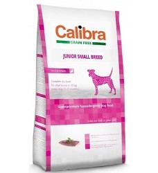 Calibra 7kg Junior SB grain free Duck